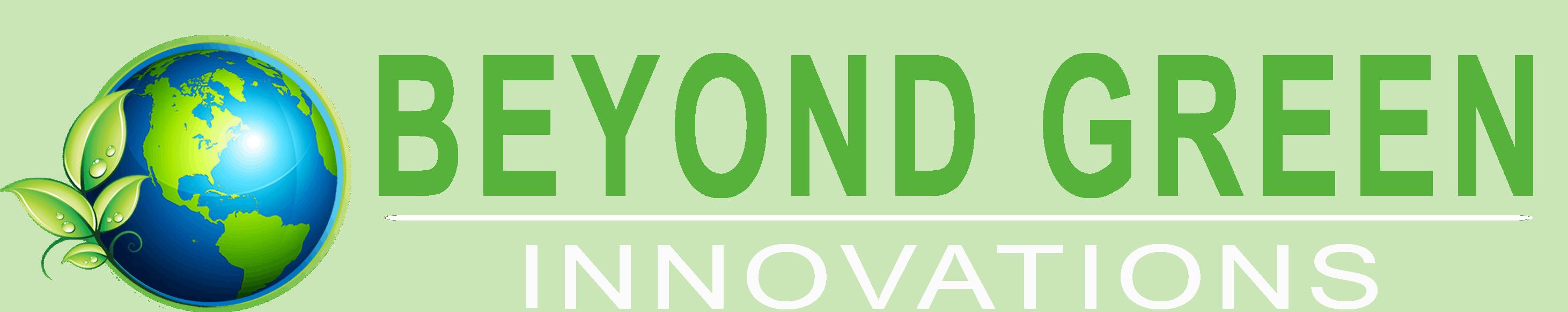 Beyond Green Site Logo