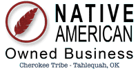 Native American owned and opearted business 1 1