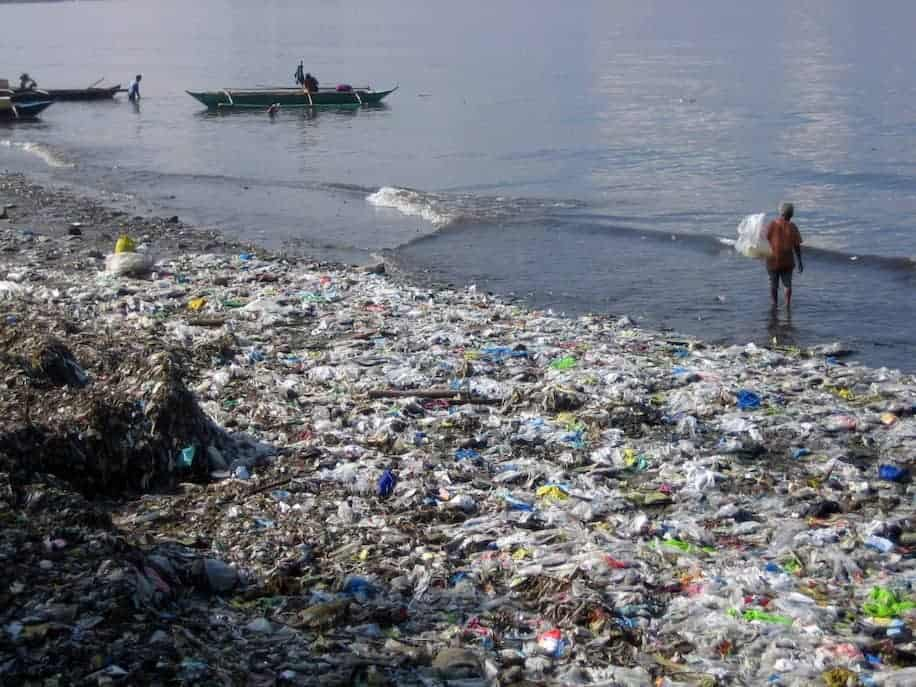 By 2050, there will be more plastic than fish in the world's oceans