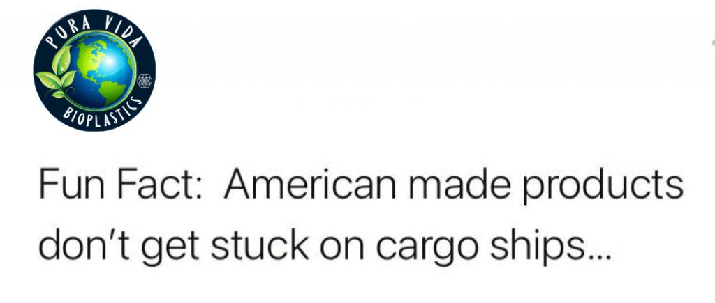 american made cargo ships